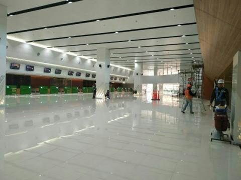 Terminal Baru Bandara Adi Soemarmo Beroperasi Agustus