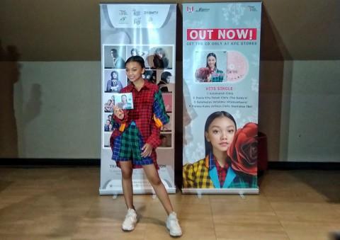 Naura Kenalkan Lagu Baru di Hari Anak Nasional