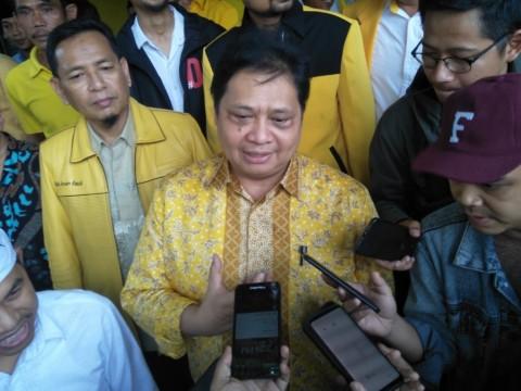 Airlangga Sebut Pertemuan Megawati-Prabowo Bentuk Komunikasi Politik