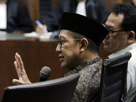 KPK Tunggu Vonis Jerat Menag Lukman