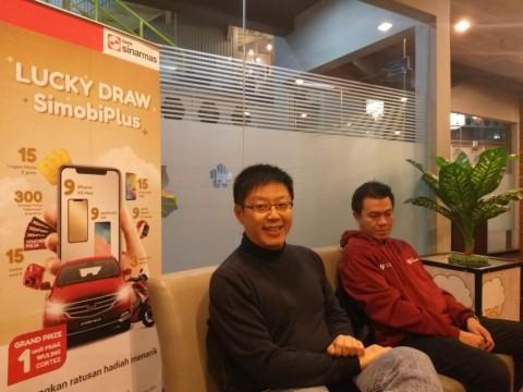 Bank Sinarmas Bidik 700 Ribu Pengguna <i>Mobile Banking</i>