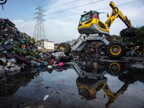 ITF Sunter Dorong Produsen Bertanggung Jawab Kelola Sampah