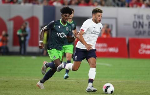 Diimbangi Sporting, Liverpool Tambah Rapor Buruk di Pramusim