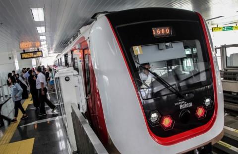 Tarif LRT Sekitar Rp5.000