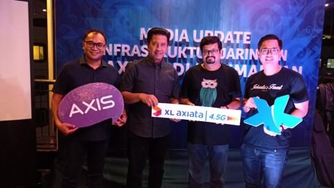 XL Axiata Tambah Jaringan 4G di Kalimantan