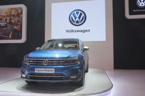 New Volkswagen Tiguan AllSpace Cita Rasa Indonesia