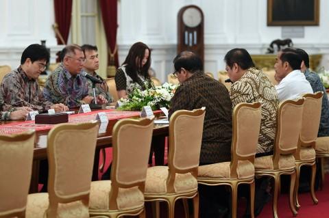 Jokowi dan Bos Hyundai Bahas Investasi Hingga Mobil Listrik