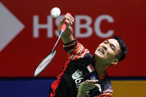 Japan Open 2019: Jonatan Christie Genggam Tiket Perempat Final