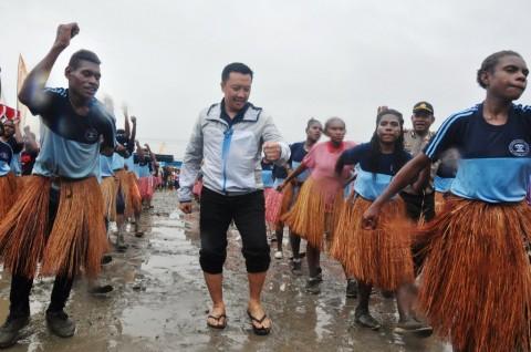 Menpora Minta Gubernur Papua Aktif Berkoordinasi Jelang PON 2020