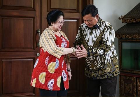 Megawati-Prabowo Beri Pesan kepada Akar Rumput
