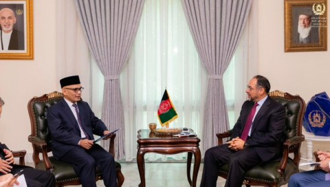 Indonesia Expresses Commitment to Support Afghanistan