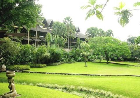 Bersahabat dengan Alam di Tengah Kota Bogor