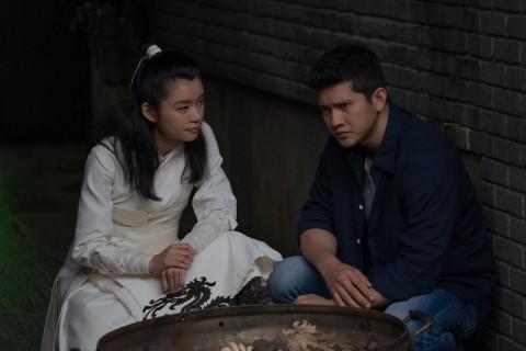 Iko Uwais Warisi Kekuatan Biksu dalam Serial Netflix Wu Assasins