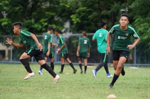 Hari Pertama di Thailand, Timnas U-15 Fokus <i>Recovery</i> & Transisi