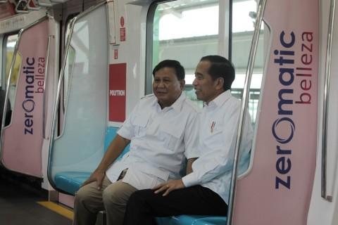Jokowi Diyakini Telah Mengakhiri Polarisasi Politik