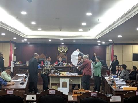 MK Hitung Ulang Suara Caleg Gerindra di Kepri
