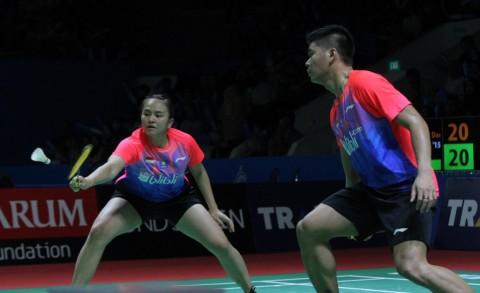 Japan Open 2019: Praveen/Melati Lolos ke Semifinal
