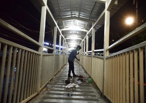 Ruas Jalan Menuju Jembatan Risma Bakal Ditutup