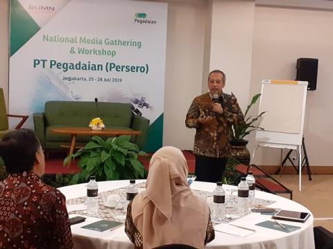 Pegadaian Syariah Catatkan Pertumbuhan Positif
