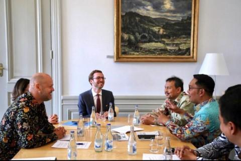 SDM dan Transportasi Indonesia Jadi Perhatian Swedia