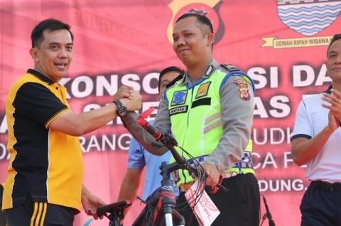 Aksi Nekat Polisi di Bandung Dilakukan Spontan