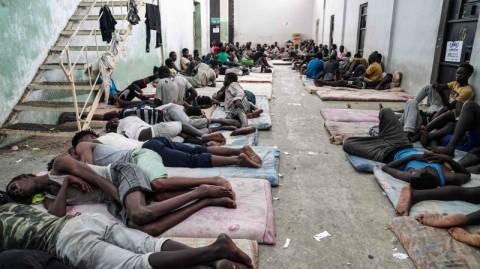 Libya Khawatir 116 Imigran Tewas di Lepas Pantai
