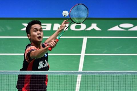 Japan Open 2019: Anthony Ginting: Saya Banyak Mati Sendiri