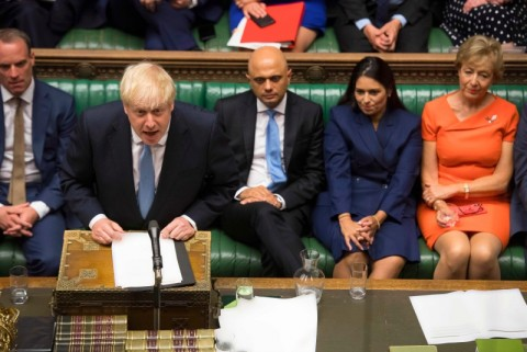 Boris Johnson Ingin Beri Amnesti ke Imigran Ilegal