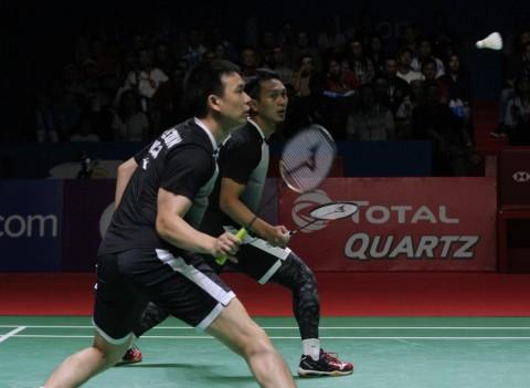 Japan Open 2019: Hendra/Ahsan Ungkap Keberhasilan ke Semifinal