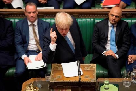 Uni Eropa Tolak Gagasan Boris Johnson Soal Brexit