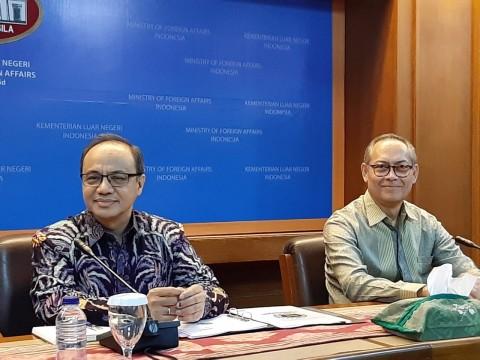 Indonesia Paparkan <i>Outlook</i> Indo-Pasifik ke Mitra ASEAN