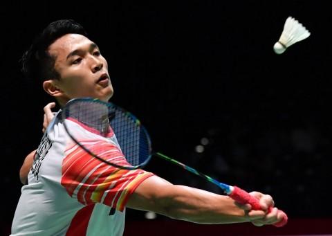 Japan Open 2019: Jonatan Christie Mulus ke Semifinal