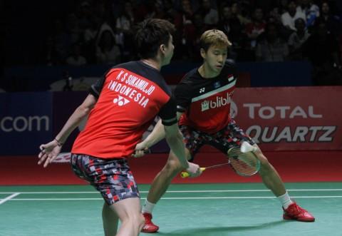 Japan Open 2019: Marcus/Kevin Kantongi Kekuatan Lawan pada Semifinal