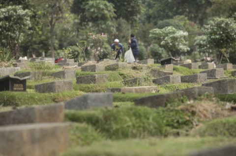 DKI Bakal Tambah Lahan Pemakaman