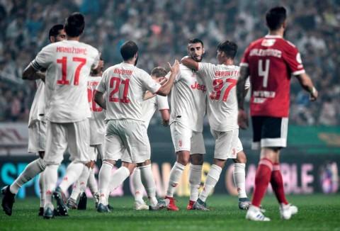 Juventus Nyaris Kalah di Laga Terakhir Pramusim Asia