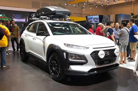 Hyundai Wujudkan Kona Versi Modifikasi Digital di GIIAS 2019