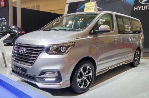 Hyundai Upgrade Tampilan H-1 Royale, MPV Bongsor Makin Bergaya