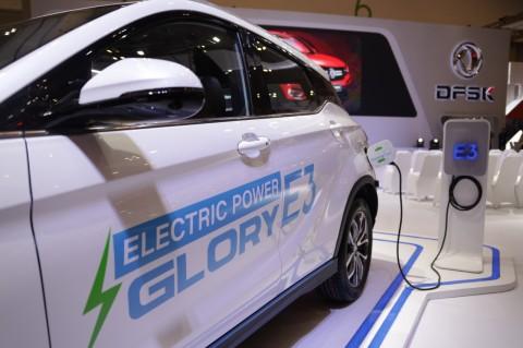 DFSK Janji Siap Mendukung dan Taat Regulasi Mobil Listrik