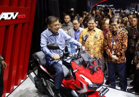Motor-Motor Baru Berseliweran di Pameran Otomotif GIIAS 2019