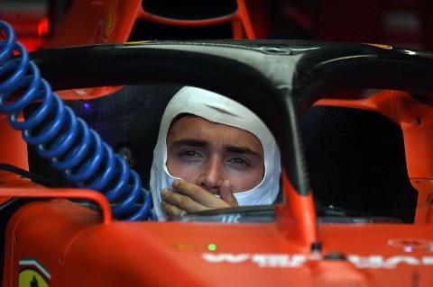 Charles Leclerc Pimpin Sesi Latihan GP Jerman