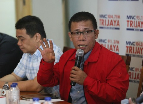 PDIP Tegaskan Hubungan Surya Paloh-Megawati Baik