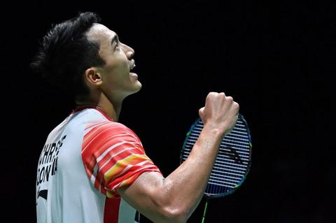 Jojo Tantang Momota di Final Japan Open