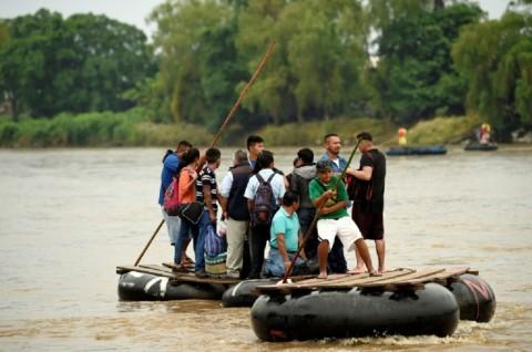 AS-Guatemala Sepakati Perjanjian Kontroversial Terkait Imigran