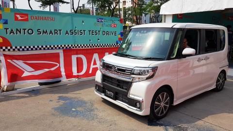 Daihatsu Edukasi Smart Assist Terbaru di GIIAS 2019
