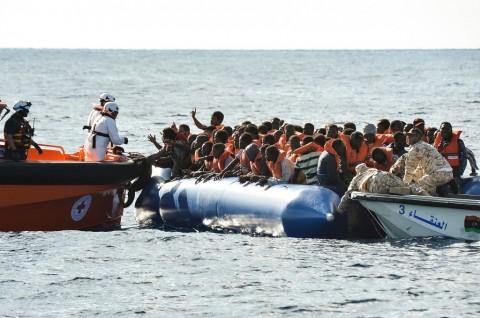 Lebih dari 250 Imigran Diselamatkan di Perairan Libya
