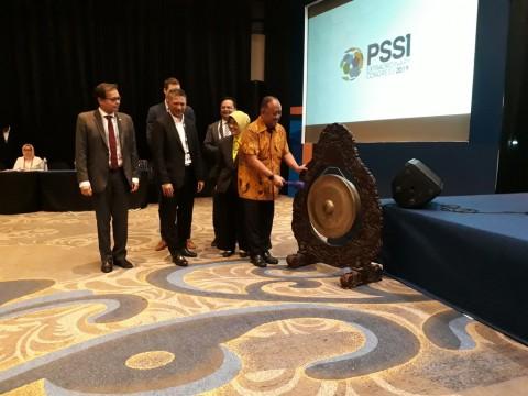 Kongres Luar Biasa PSSI 2019 Digelar Tertutup