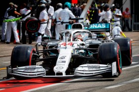 Lewis Hamilton Raih <i>Pole Position</i> di GP Jerman