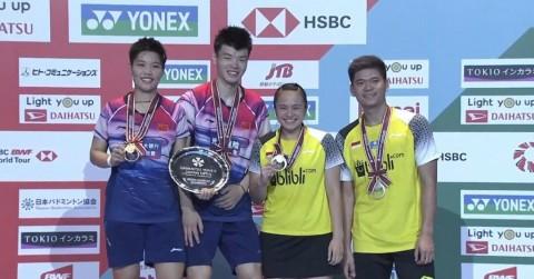 Japan Open 2019: Praveen/Melati Takluk di Final dari Wang/Huang