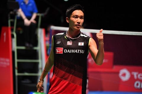 Ditaklukkan Momota, Jojo Gagal Juara Japan Open