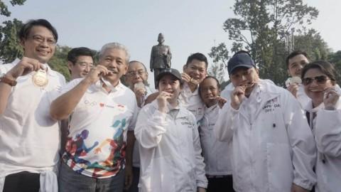 Lazada dan KOI Sosialisasikan Atlet Indonesia di Olimpiade 2020